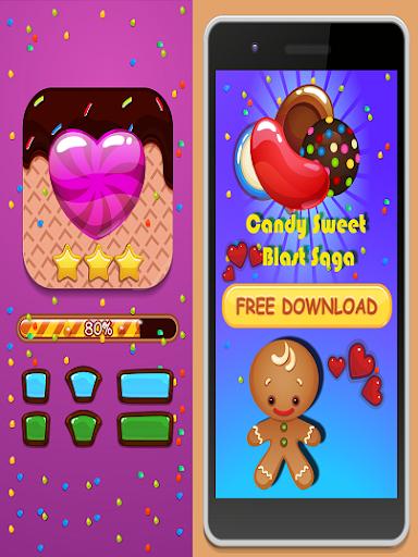 Candy Sweet Blast Saga