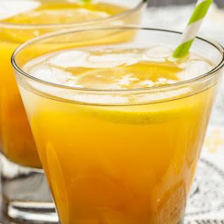 4-Ingredient Mango Sour