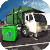 Urban City Junk Truck Simulator: Garbage Recycle