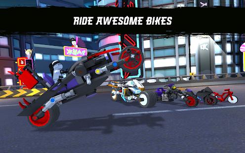 LEGO® NINJAGO®: Ride Ninja 6