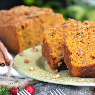 Gluten-Free Coconut Cinnamon Sweet Potato Loaf
