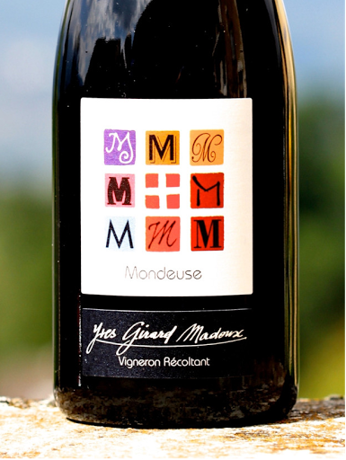 Mondeuse AOP - Cépage Mondeuse - Domaine Yves Girard-Madoux - Vignoble de la Pierre - Vin de Savoie