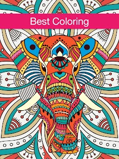 Download Mandalas Coloring Book For Adults Adult Color App PC Windows And Mac Apk