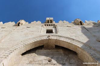 Photo: Porte de Damas (Jérusalem)