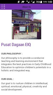 EIQ Childcare - náhled