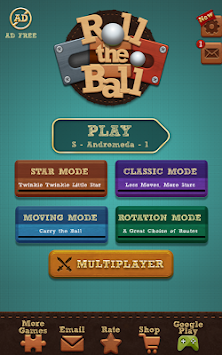 Roll the Ball® - slide puzzle APK screenshot thumbnail 5