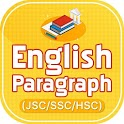 English Paragraph writing and practice icon