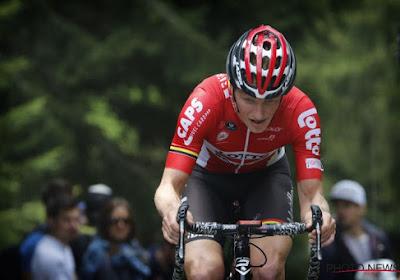 28-jarige Gert Dockx stopt na profbestaan van acht jaar met wielrennen