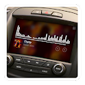 Bit Music - theme for CarWebGuru Launcher icon