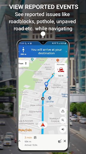 MapmyIndia Move: Maps, Navigation & Tracking 9.5.0 screenshots 7