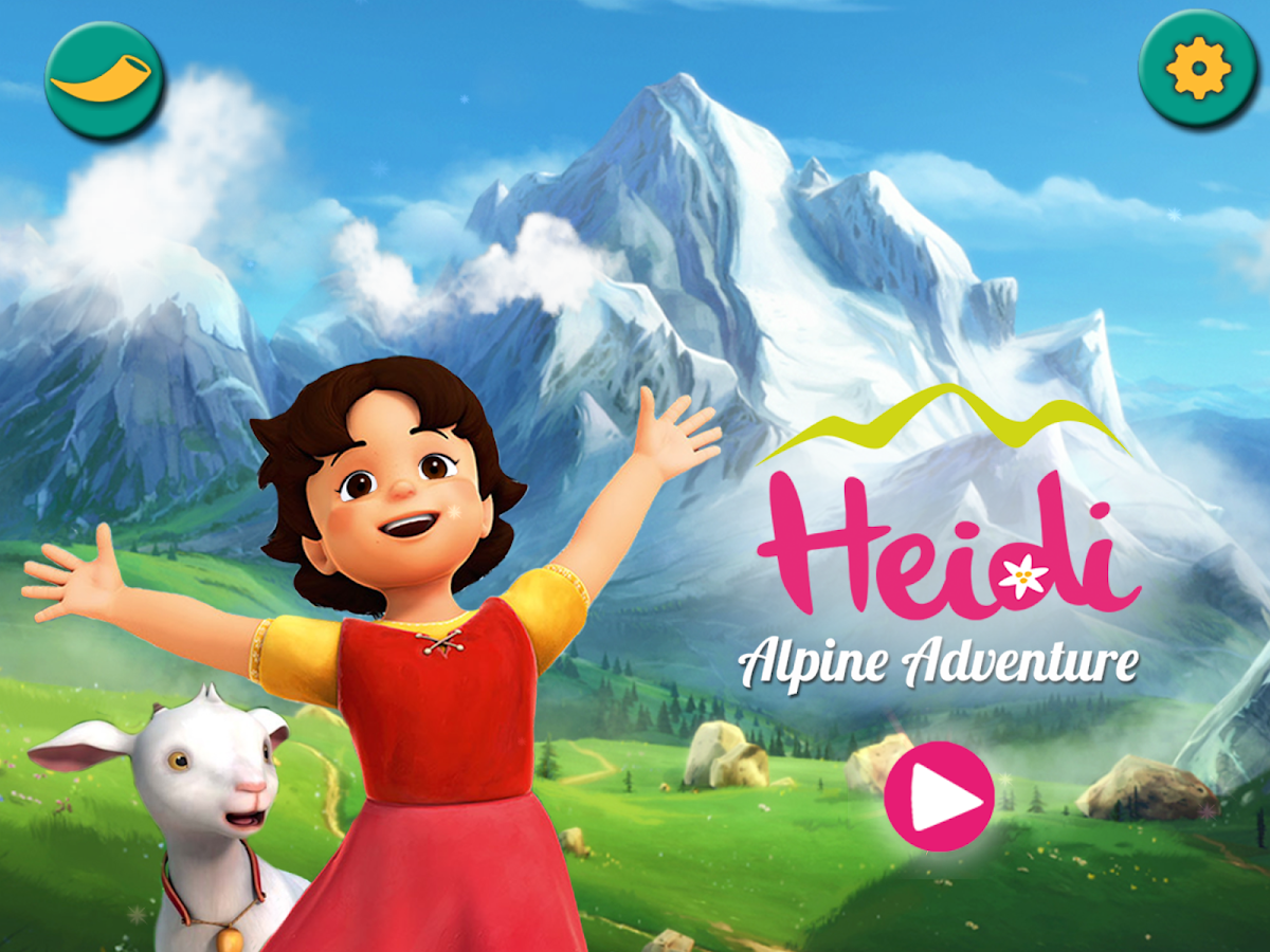 Heidi: Alpine Adventure- screenshot