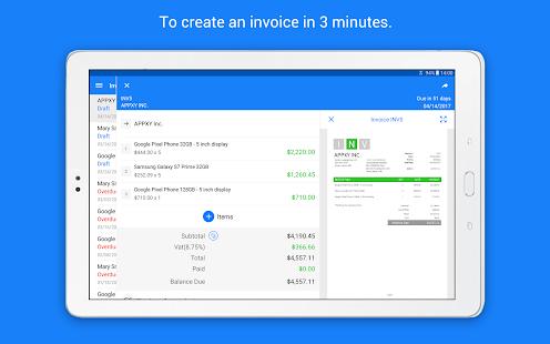 Invoice Maker Tiny Invoice Apps On Google Play - Tiny invoice for mac
