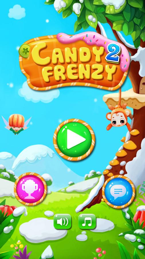 Candy Frenzy Kostenlos
