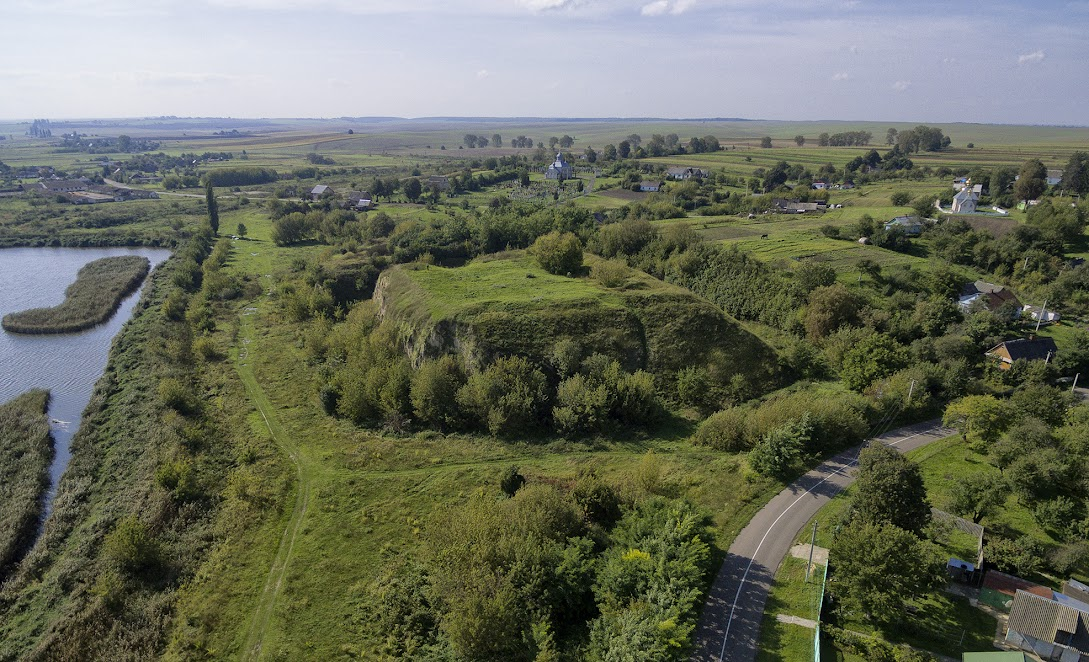 Жуківське городище