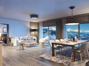 appartement à Les Avanchers-Valmorel (73)