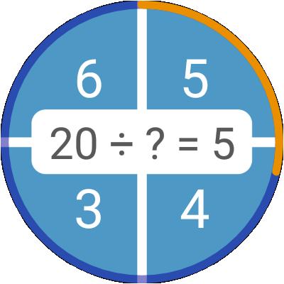 Math games: arithmetic, times tables, mental math screenshots 20