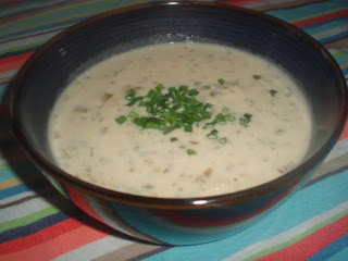 French Potato Soup Recipe