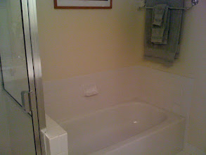 Photo: Nice size tub to relax