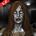 Haunted House Escape 2 - Creepy Evil Horror Games icon
