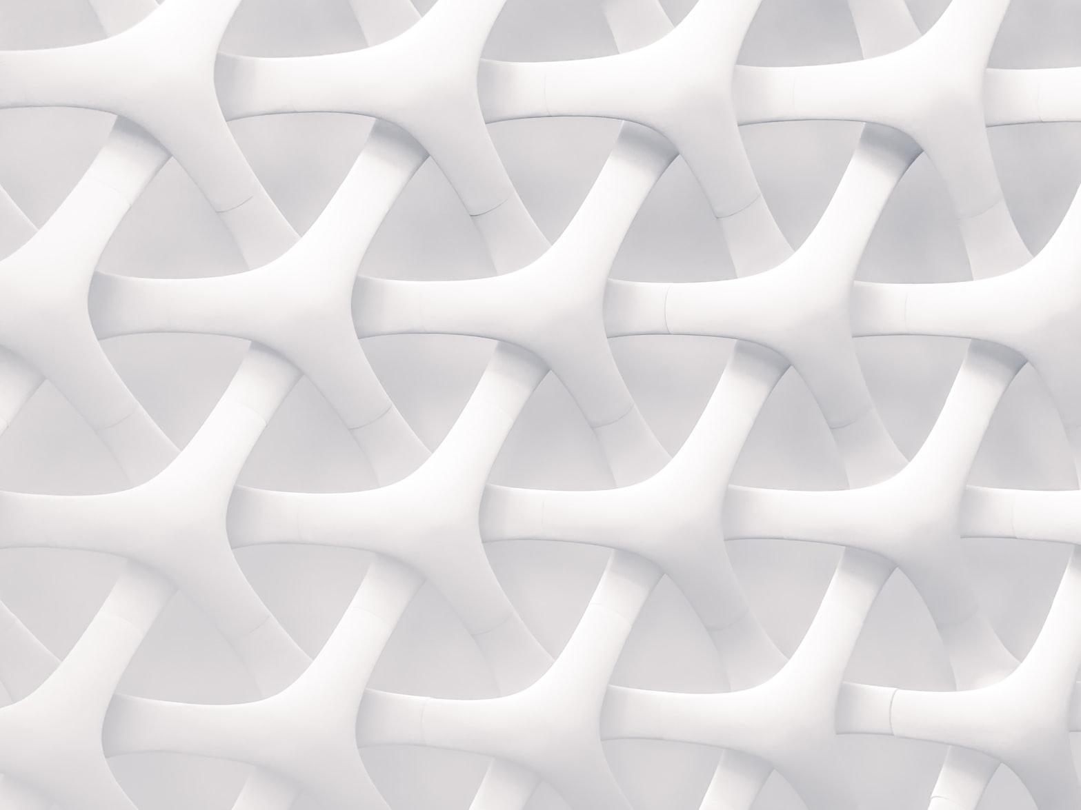 textured white linkedin background