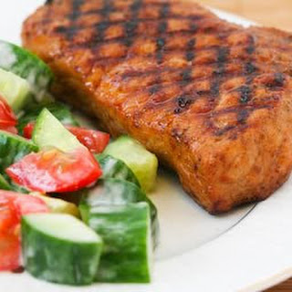 Grilled Pork Chops Recipe with Soy Sauce, Cumin, Lime, and Oregano (Low-Carb, Gluten-Free, Paleo).