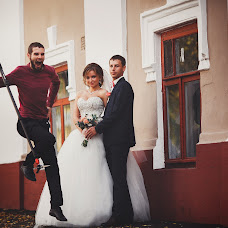 Wedding photographer Evgeniy Nefedov (Foto-Flag). Photo of 19.09.2015