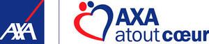 Logo AXA Atout Coeur