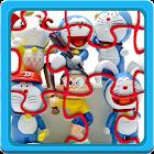 Jigsaw Doramon Puzzle Toys
