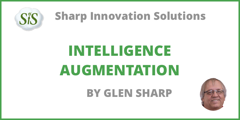 Intelligence Augmentation #1