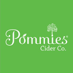 Logo of Pommies Appleridge Unfiltered Organic