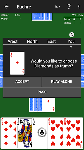 Euchre by NeuralPlay screenshots 3