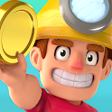 Digger To Riches: Idle mining game icon