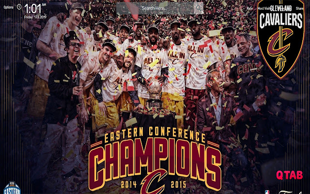 NBA Cleveland Cavaliers Wallpapers