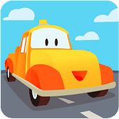 Tom the Tow Truck: Drive in Car City - Mini Mango