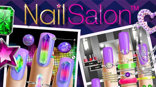 Nail Salon Manicure Girl Game Aplikasi Di Google Play