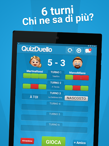 QuizDuello 4.5.8 screenshots 8