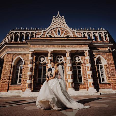 Wedding photographer Natalya Zakharova (natuskafoto). Photo of 01.03.2018