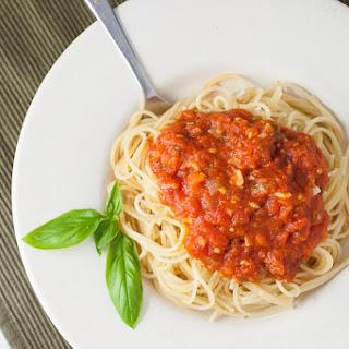 How To Make Homemade Spaghetti Sauce.