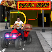 Pizza Delivery Bike