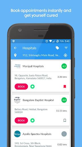Find Doctors, Deals & Articles 4.3.5 screenshots 6