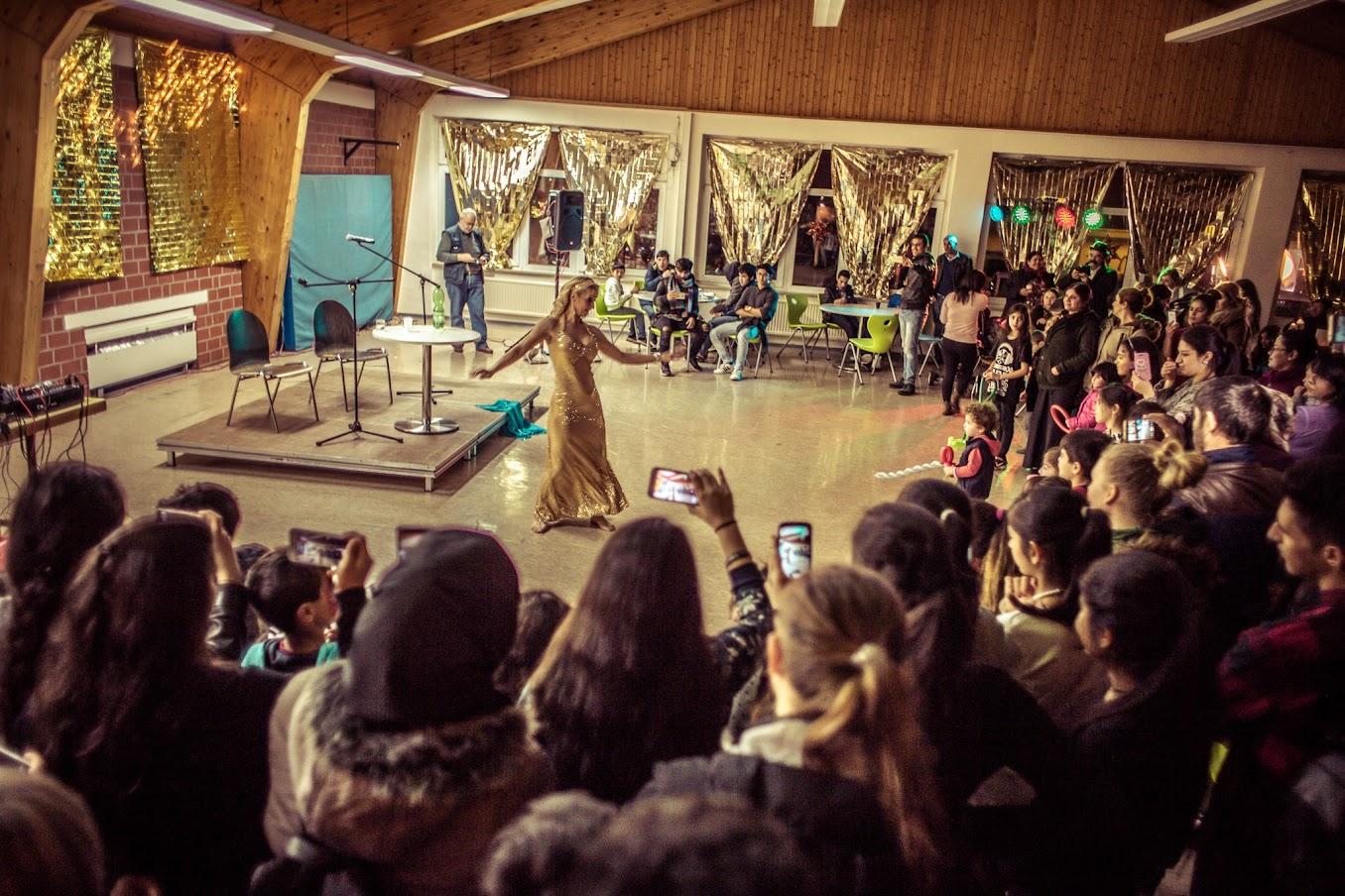 Ausländer-Fest in Osterholz-Scharmbeck