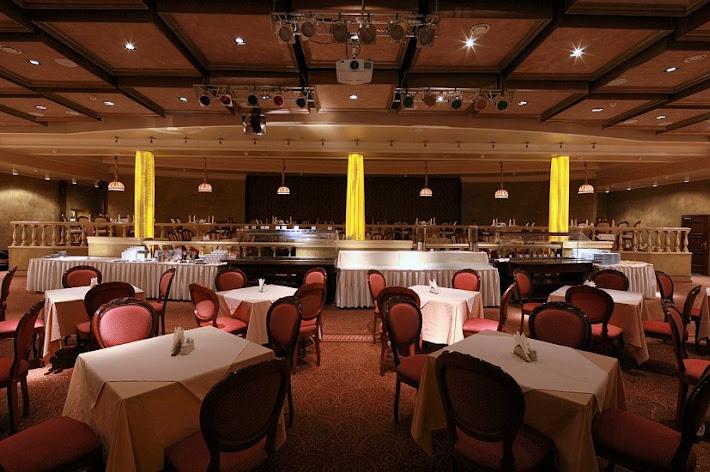 Фото №9 зала Ресторан «Партер»