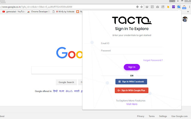 TACTQ Launcher