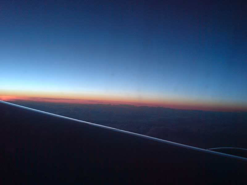 Photo: Up in the air