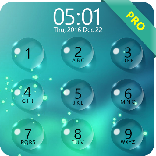 keypad lock screen Pro APK Cracked Download