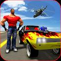 Miami Gangster Town Vegas Crime City Simulator icon