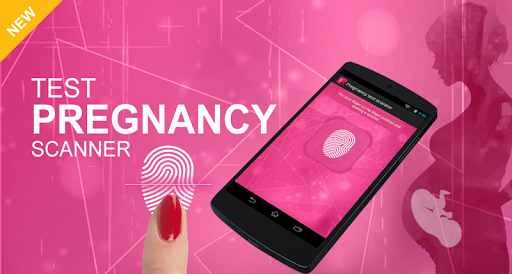 Pregnancy test scanner prank