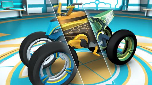 Gravity Rider - Moto-cross - Jeu de course de moto APK MOD screenshots 1