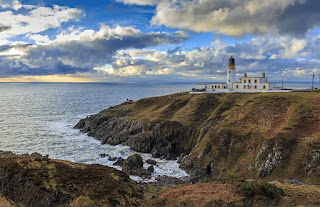 Coastal Self-Catering Accommodation In Portpatrick, Scotland | The Lighthouse Studio Apartment