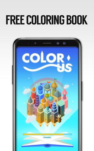 ColorUs : My Coloring Books 1.0.7 screenshots 10